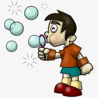 Blowing Bubbles Svg Clip Arts 570 X 597 Px.