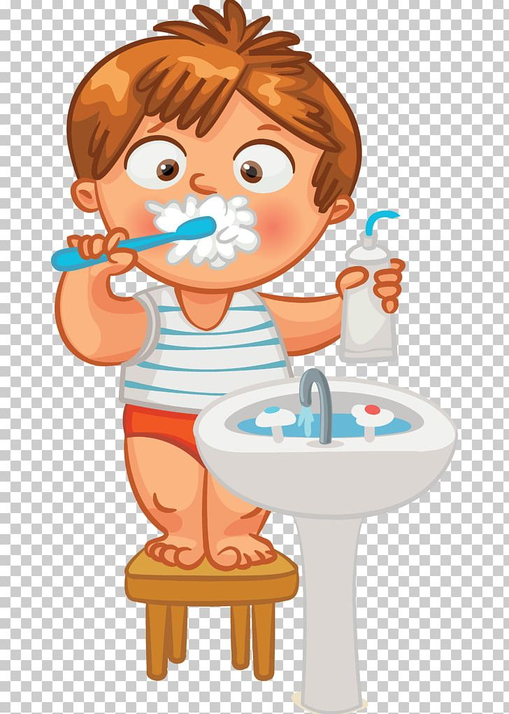Tooth Brushing Human Tooth PNG, Clipart, Art, Boy, Brush.