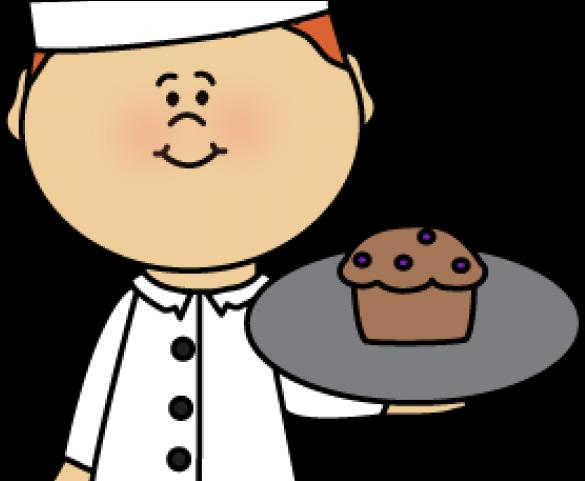 Little Boy Clipart Chef.