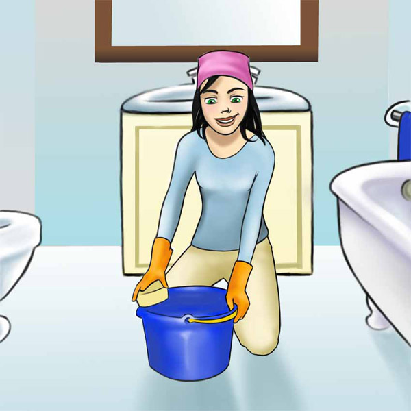 Free Bathroom Cleaning Cliparts, Download Free Clip Art.