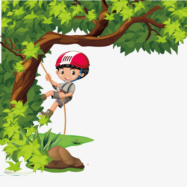 Png With A Boy In A Tree & Free With A Boy In A Tree.png Transparent.
