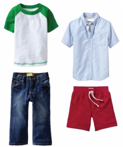 Result for kids clothes png.