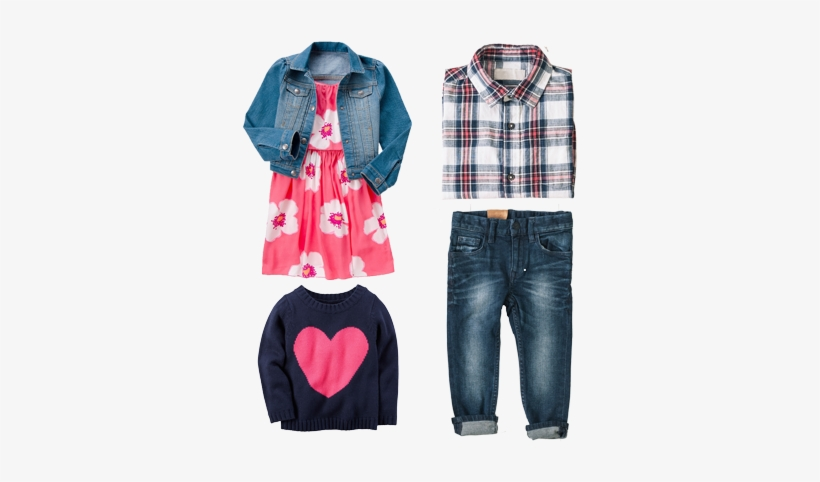 Kids Clothes Png.