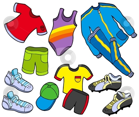 Clothing Clip Art Kids.