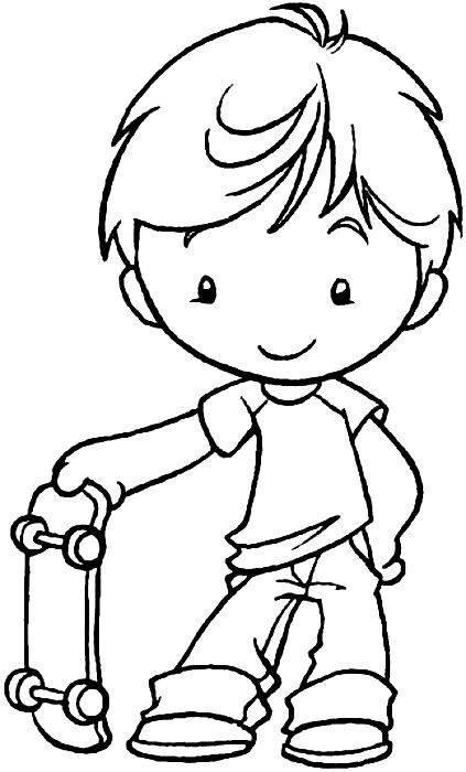 Free coloring pages..