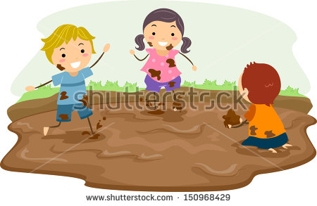 Dirty Kid Stock Images, Royalty.