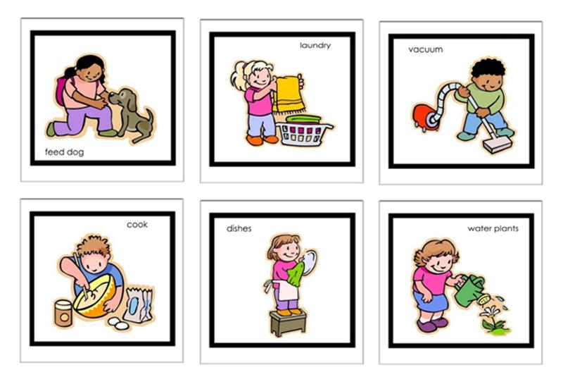 Household Chores.