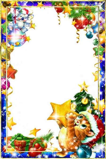 Child`s photo frame.