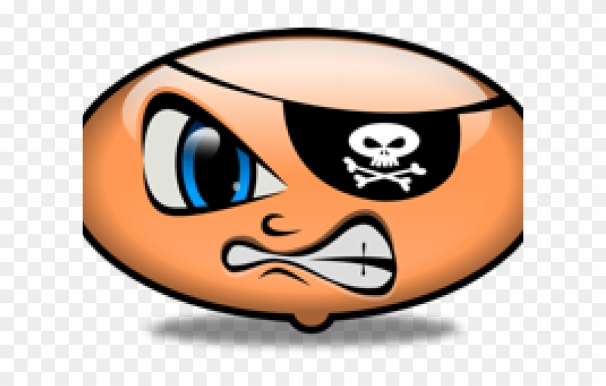 Pirates Clipart Earring.