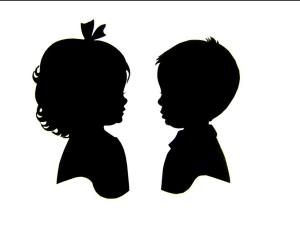 Children\'s Silhouettes.