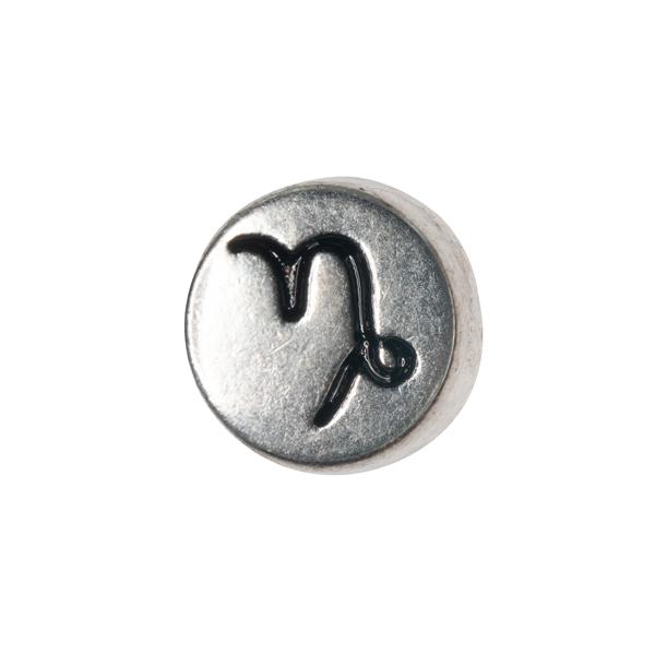 Zodiac Sign Capricorn Charm.