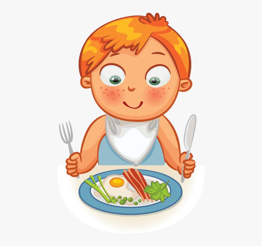 Png Kids Eating.