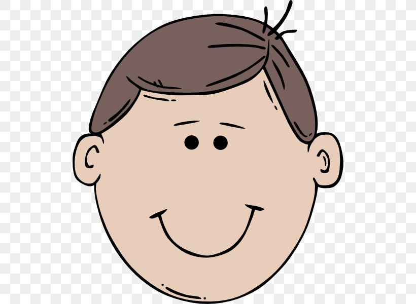 Smiley Face Boy Clip Art, PNG, 534x600px, Smiley, Boy.