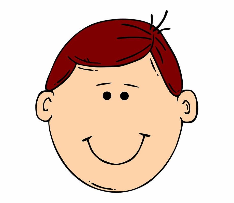 Boy Face Head.