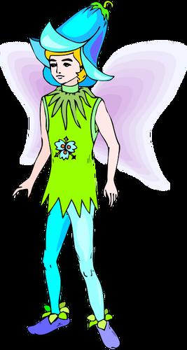Boy fairy.