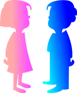 Boy And Girl Clip Art at Clker.com.