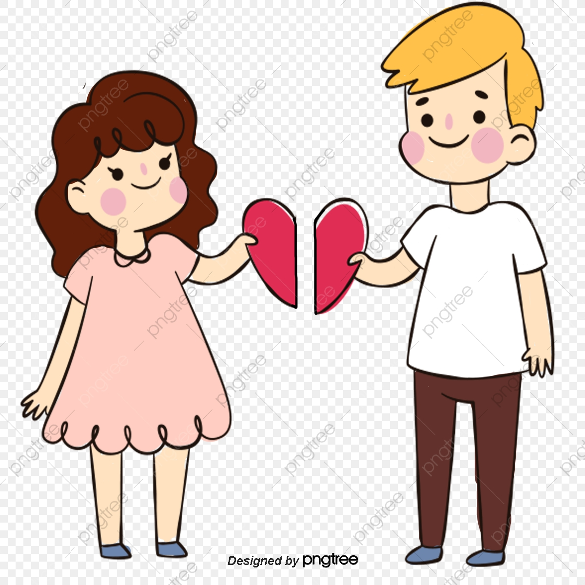 Love Boy Girl, Love, Girl, Boy PNG Transparent Clipart Image and PSD.