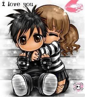 Showing post & media for Girls kissing cartoon.