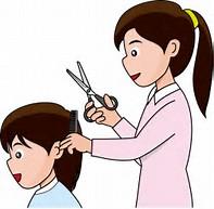haircut clipart free image.