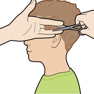 Kid's Hair Cut How.