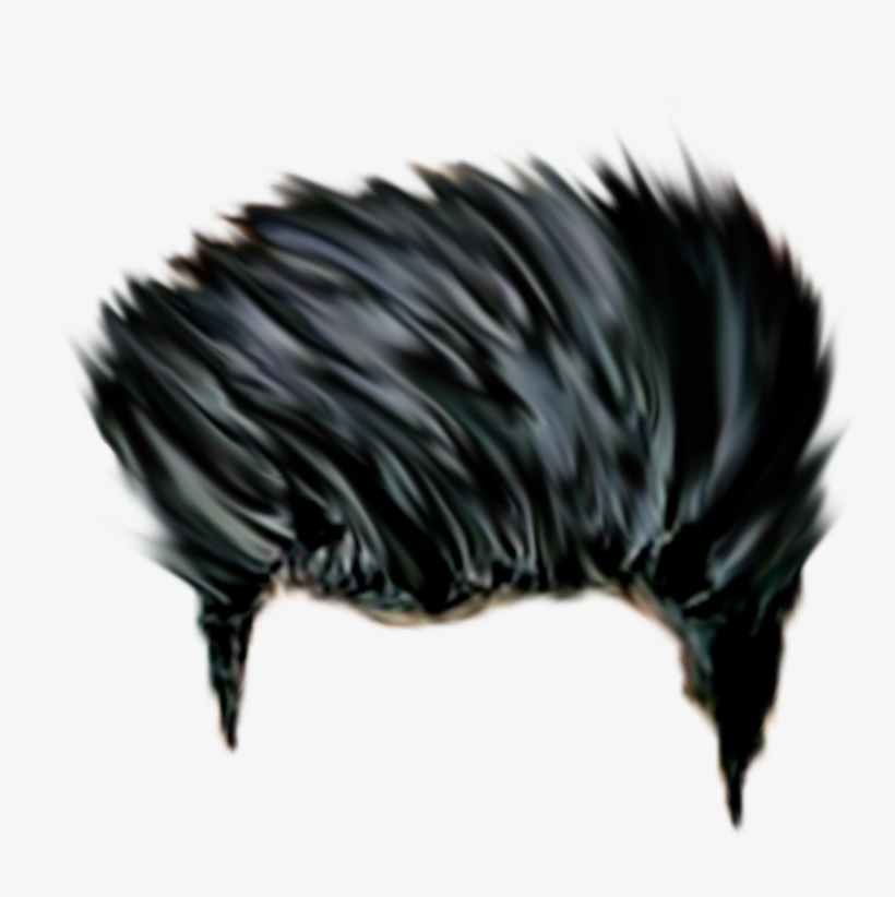 Stylish Hair Png For Boys.