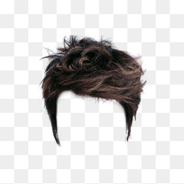 Hair PNG Images.
