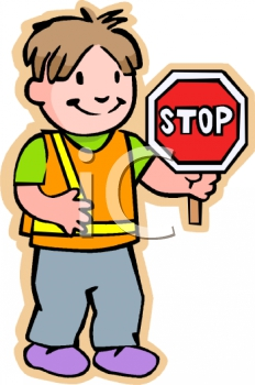 School Crossing Guard Clipart#1958364.