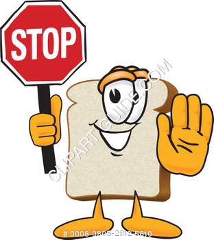 Gallery For > Holding Stop Sign Clipart.