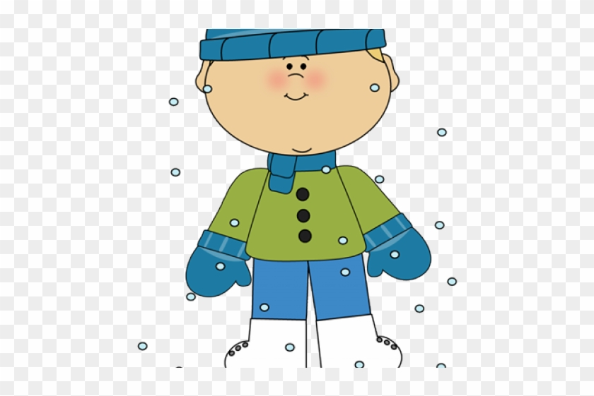 Boy Clipart Ice Skating.