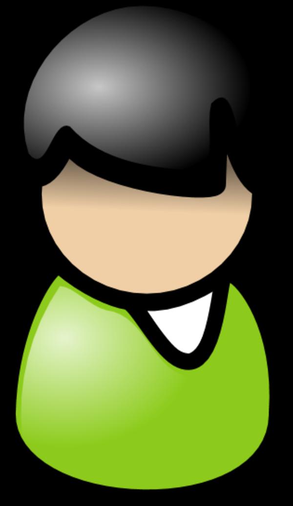 user boy icon.