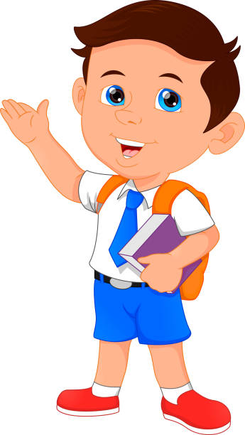 Boy in school uniform clipart 6 » Clipart Station.
