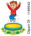 Jump Clip Art Funny Zoo.