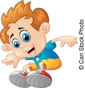 Boy jumping Vector Clipart EPS Images. 9,824 Boy jumping clip art.