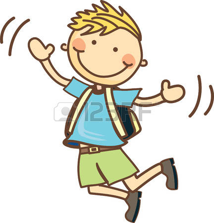 17,203 Boy Jumping Stock Illustrations, Cliparts And Royalty Free.