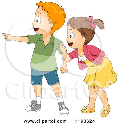 Girl Looking For Something Clipart (78+).