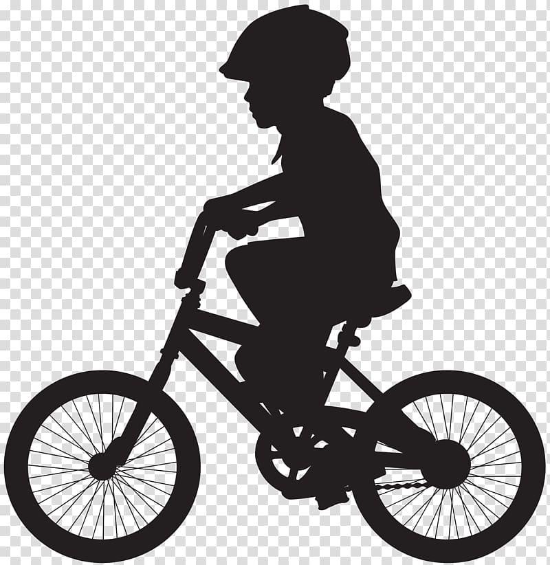 Boy riding bicycle illustration, Bicycle Mountain bike.