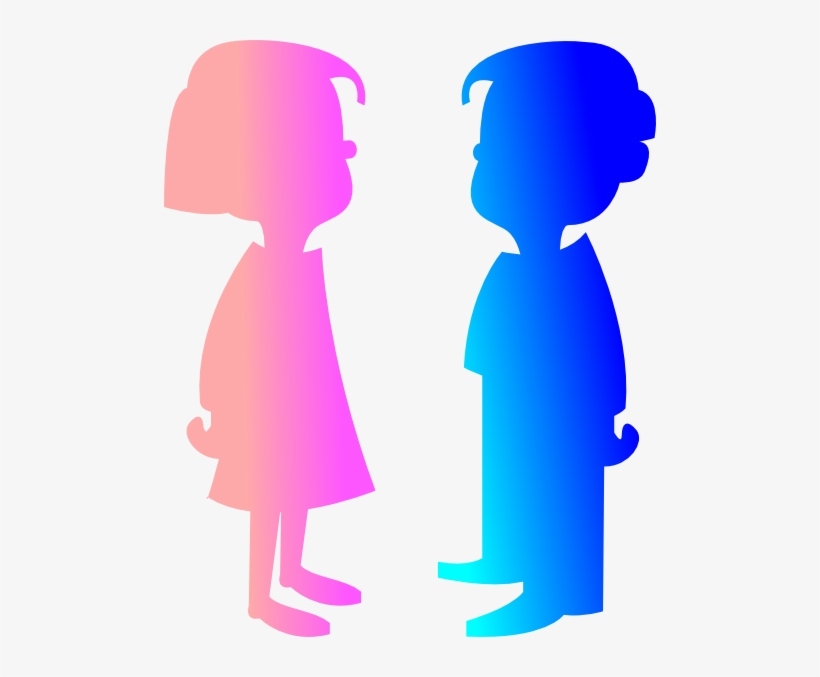 Boy And Girl Clip Art At Clipart Library.