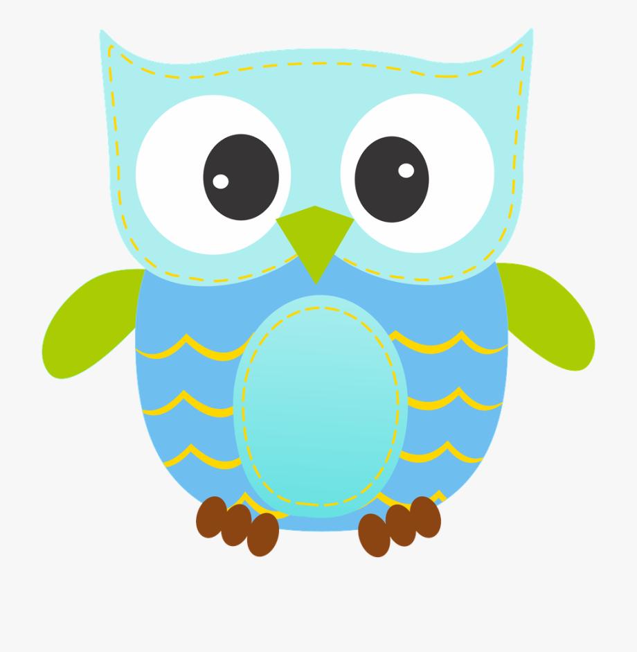 Minus Boy Owl Clipart.