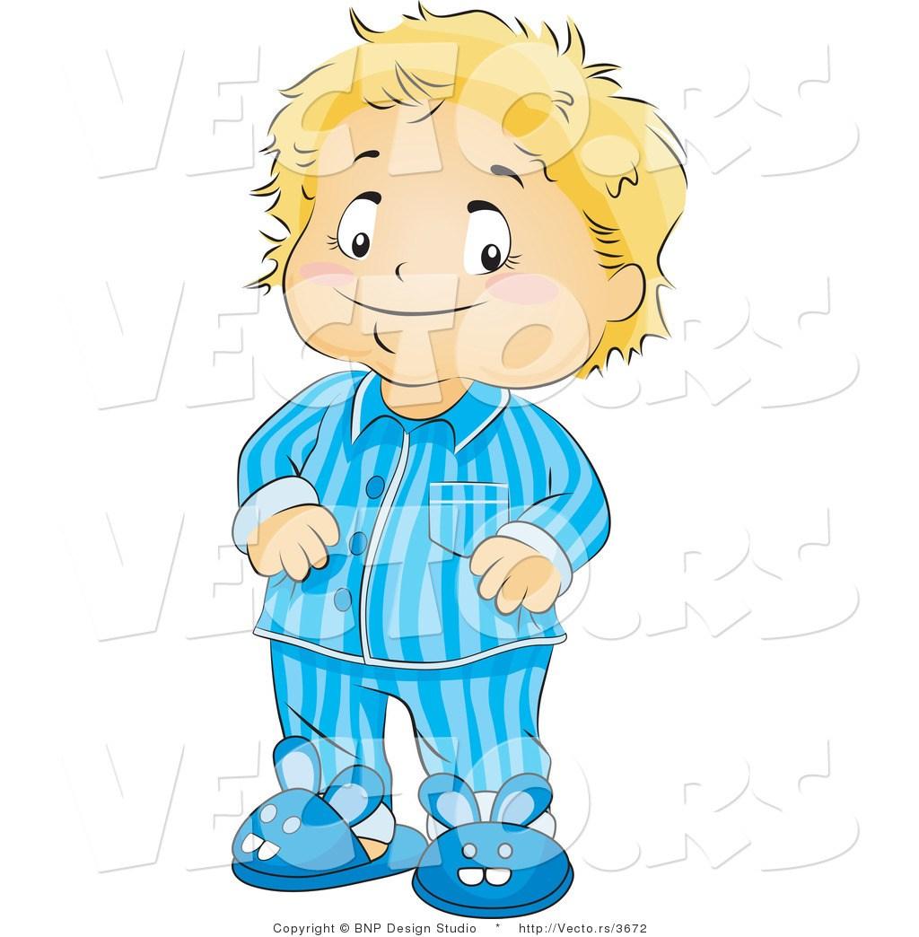 Boy pajamas clipart 7 » Clipart Portal.