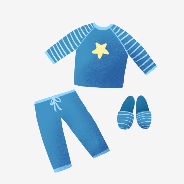 World Sleep Day Boy Pajamas Png Free Material, World Sleep Day, Boys.