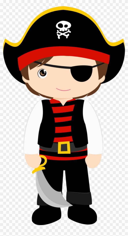 Costume Clipart Pirate Costume Boy Pirate Clipart Image.