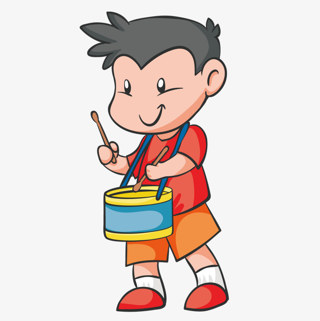 Boy Playing Drums Png & Free Boy Playing Drums.png Transparent.