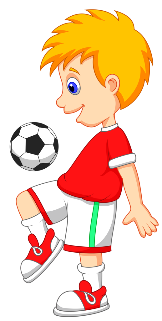 football cartoons clipart #4.