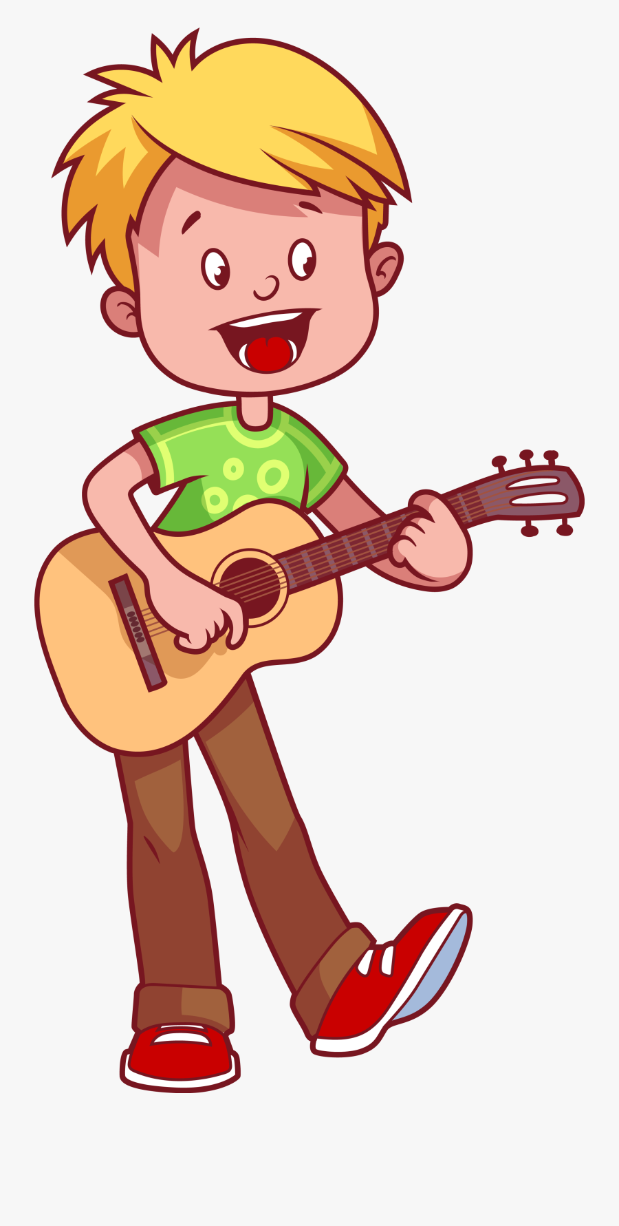 boy playing guitar clipart 10 free Cliparts | Download ... (900 x 1781 Pixel)