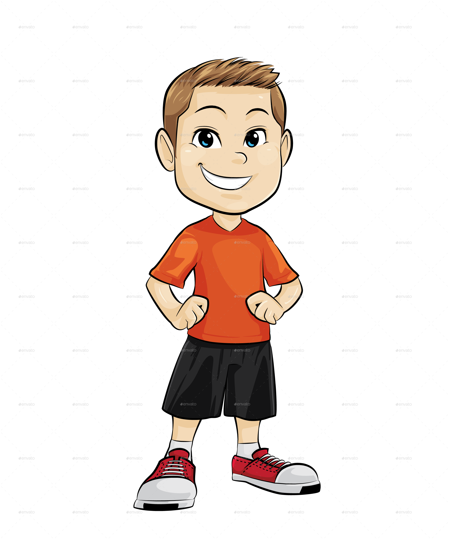 Boy Cartoon Png #57285.
