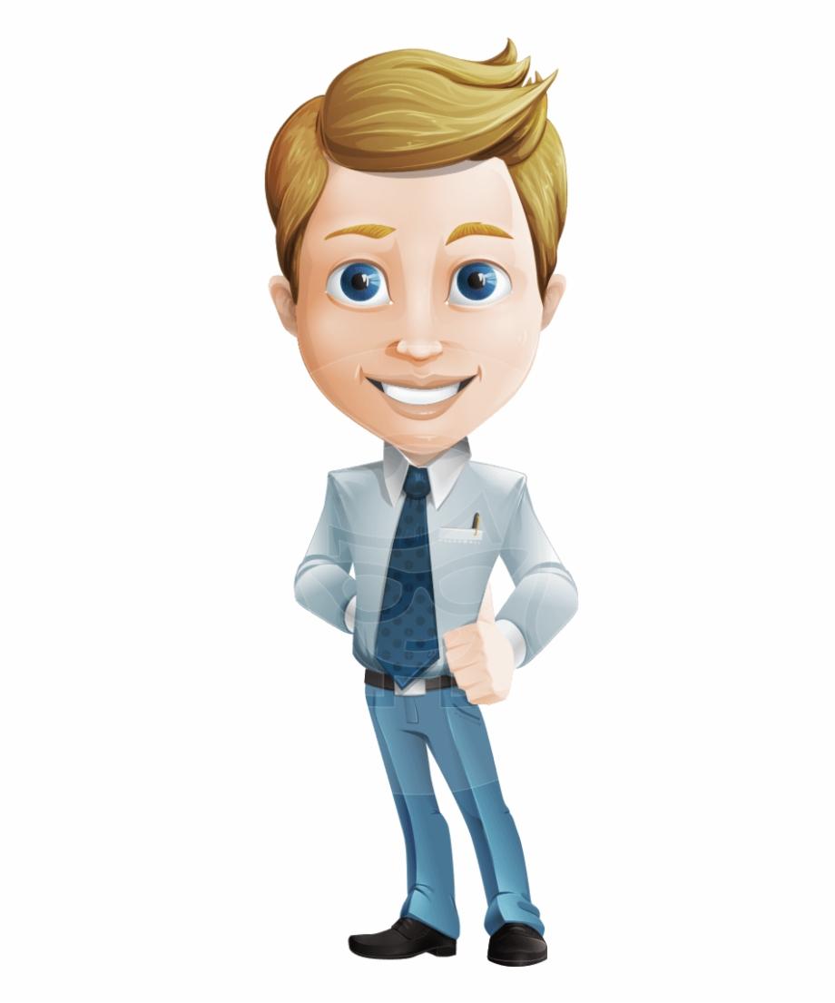 Cartoon Character Boy Png.