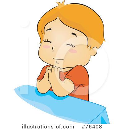 Praying Clipart #76408.