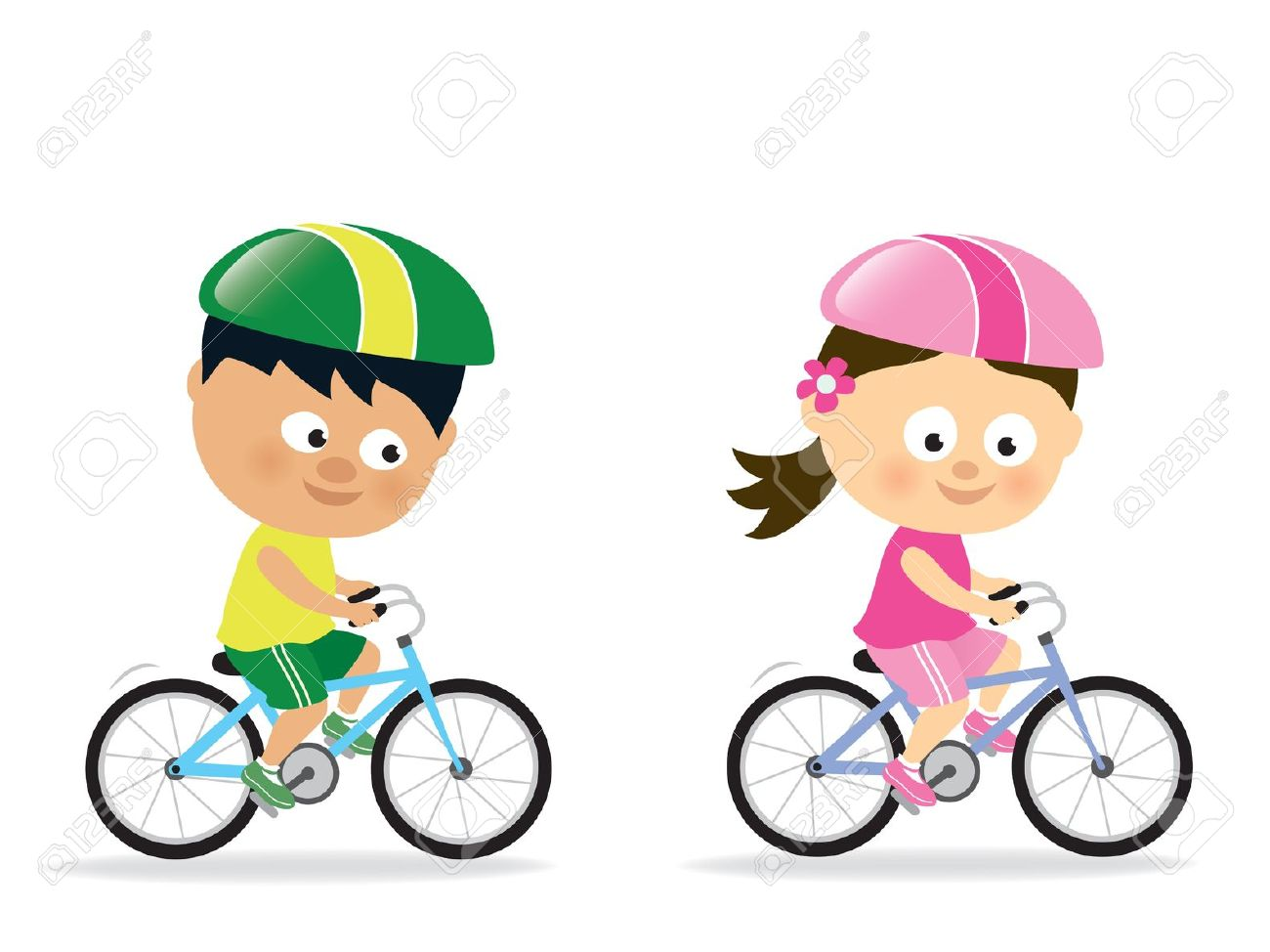 Showing post & media for Girl riding tricycle cartoon.