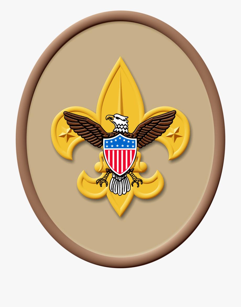 Boy Scout Rank Badges Clip Art.