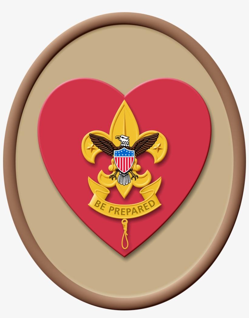 Boy Scout Rank Badges Clipart.